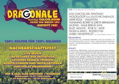 Plakat der Dragonale 2018